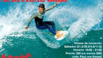 Actividad de Surf - 1º ESO