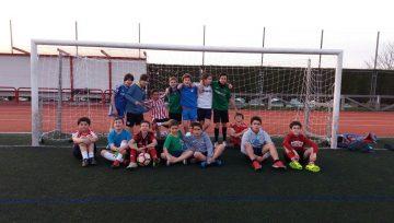Fútbol con Olalde - 1ºESO