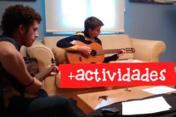 + ACTIVIDADES